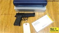 """Beretta 92 COMPACT L 9MM Pistol. Like New. 4"""" Barr"""