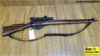 Enfield No. 4 MK1 (t) .303 SNIPER Rifle. Very Good