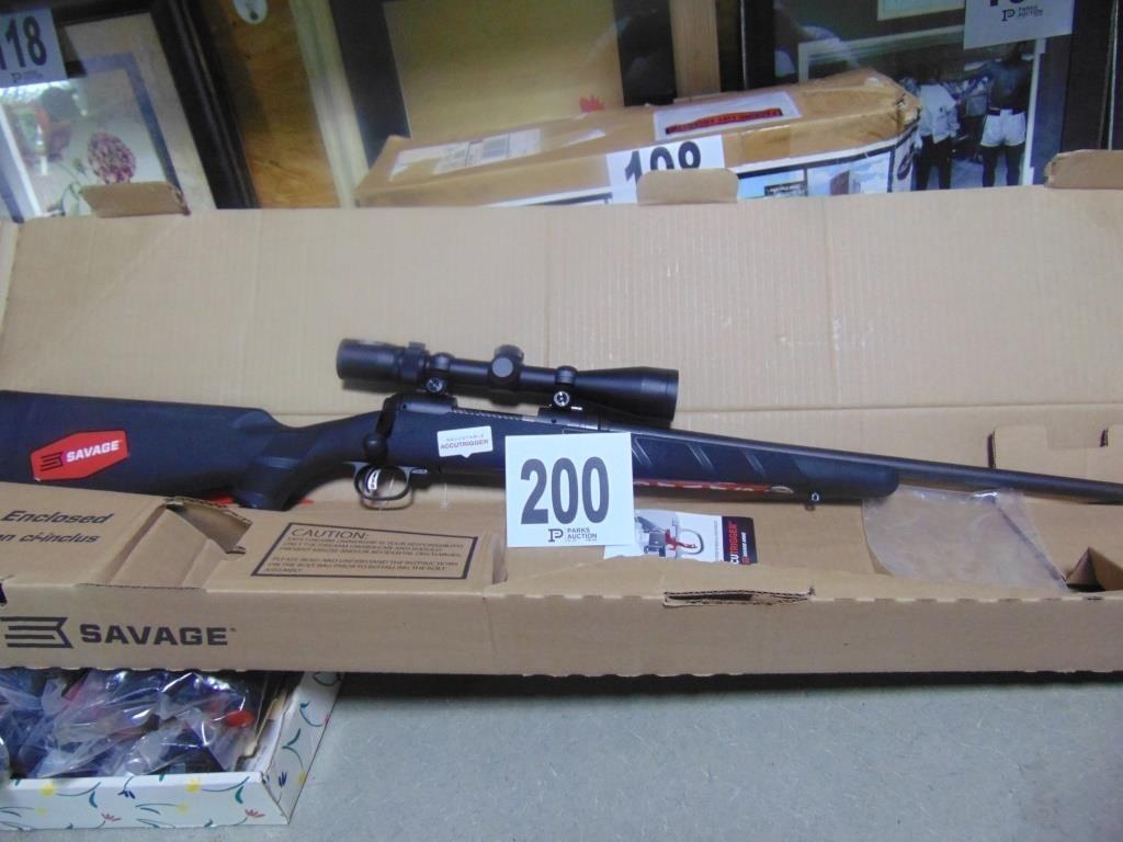 Savage 243 Accu-trigger Rifle (223 REM)