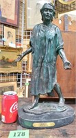 "VINTAGE ""BERGER"" BRONZE SCULPTURE BY A. RODIN"