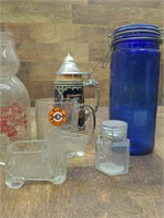 A&W Mug, German Stein, and Other Collectables