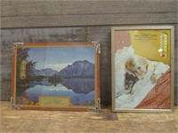 Thermometer Picture Frames