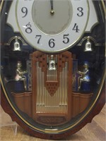 Small World Rhythem Music Playing Clock with