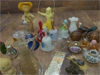 Bells, Avon Fragrance and other Collectables