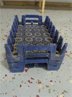 (3) Pepsi-Cola Plastic Crates