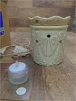 Scentsy Wax Warmer, Christmas Tree Decorations