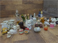 Miniatures, Collectibles, Lamps and More