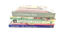 Home Decorating and Gardening Books