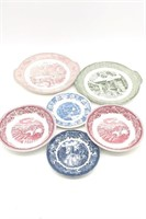 Historical Plates and Bowls