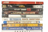 DVDs - Lethal Weapon 4, The DaVinci Code,