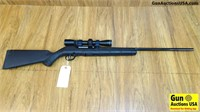 Savage Arms A22 MAGNUM .22 WMR Rifle. Excellent Co