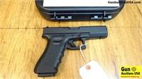 "Glock 17 9MM Pistol. Excellent Condition. 4.25"" Ba"