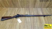 "Springfield 1873 45-70 Rifle. Very Good. 29.5"" Bar"
