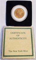 GOLD 1892 $10 DOLLAR COIN (7)