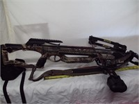 Raptor FX Barnett Crossbow W/Quiver And 4 Arrows