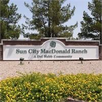 Sun City MacDonald Ranch On-site Online Auction - 9/28 @6pm