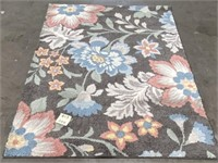 43 - NEW WMC BEAUTIFUL COLORFUL 5X4 RUG (13)