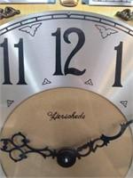 714 - BEAUTIFUL HERSCHEDE GRANDFATHER CLOCK