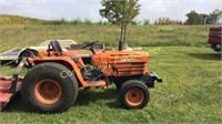 Kubota D950-A-Dt Diesel Water Cooled 4-Cycle 3