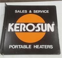 Kero Sun Portable Heaters Sign (14 x 14)