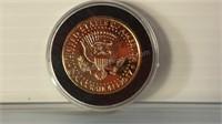 Donald Trump Inaugural 2017 Coin