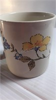 Assorted Mugs & Vintage Drink Stirrers