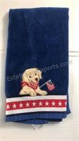 Assorted Patriotic Hand Towels