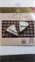 Masterclass Bake Shop 6 Cup Cupcake/Muffin Pan,