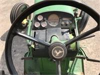 1969 John Deere 4020 Row Crop Tractor