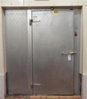 Norlake Walk-In Refrigerator Freezer