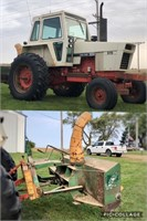 Two Piece Retirement Auction-Rippey, IA