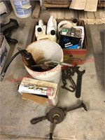 Convoy Woodworking & Personal Property Auction