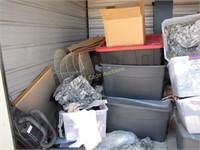 Top Mini Storage - Online Auction - Killeen, Tx  #1285