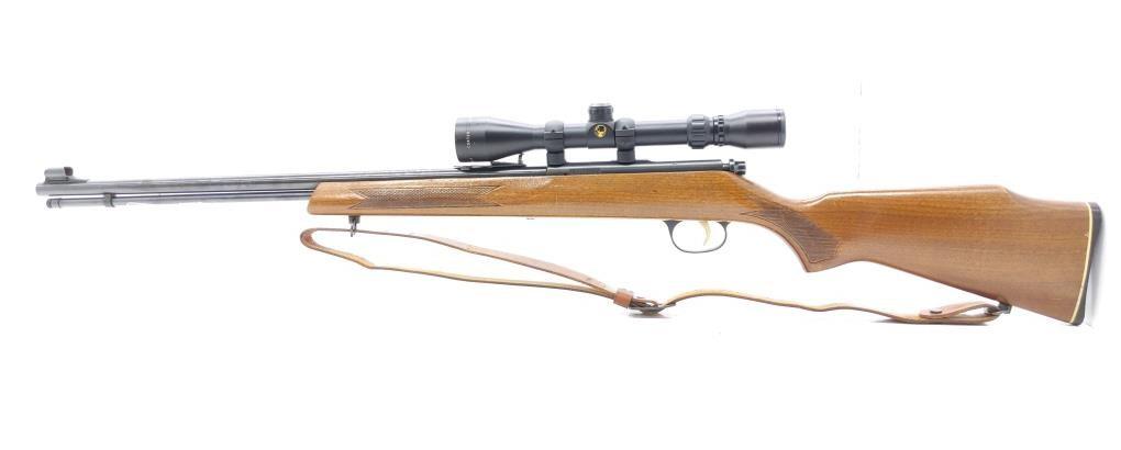 Marlin Model 783 - .22 Magnum, Simmons 3x9