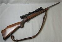 Sako Forester 220 Swift Rifle, Tasco Scope