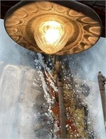 PAIR OF OUTDOORS STREET LIGHTS - SEE PICS 4 COND