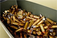 Ammo 500+ Rounds of Mixed Pistol Ammo in Can