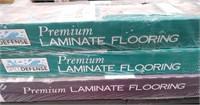 714 - PALLET OF PREMIUM LAMINATE FLOORING