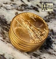 1 Ounce American Gold Eagle