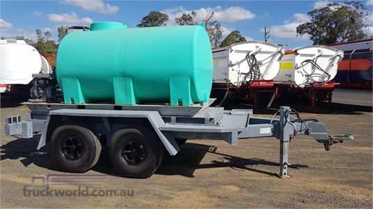 1984 Custom Built 6000L - Trailers for Sale