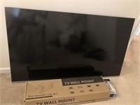 """65"""" Vizio TV, Wall Mount & Remotes"""