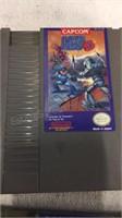 Nintendo Game Cartridges