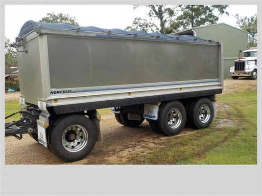 2012 Hercules other - Trailers for Sale