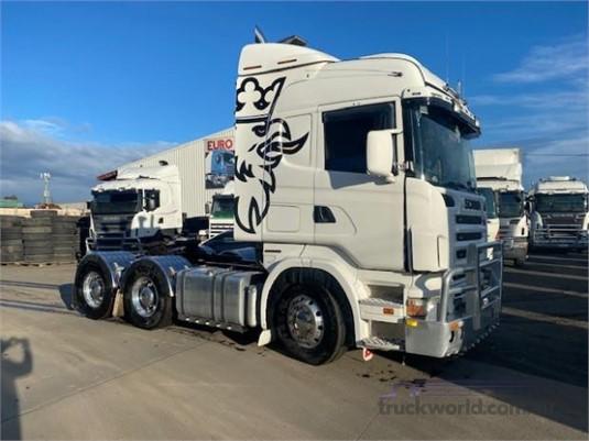 2006 Scania R580 - Trucks for Sale