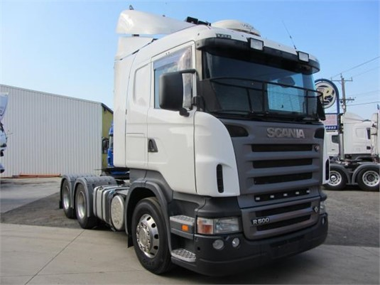 2009 Scania R500 - Trucks for Sale