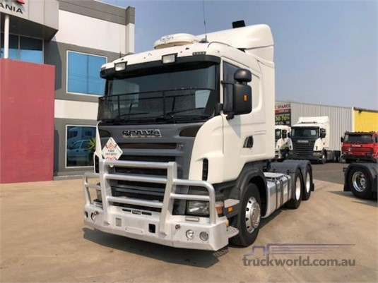 2009 Scania R560 - Trucks for Sale