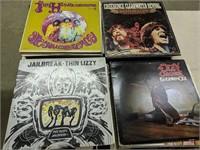 Record Albums. Classic Rock Etc