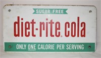 Front Side Diet-rite Cola