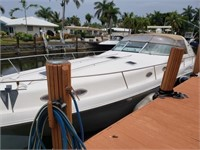 Bankruptcy 45' Sea Ray Online Auction