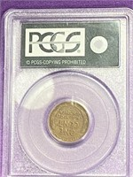 (5E) AUTHENTICATED 1926 WHEAT PENNY